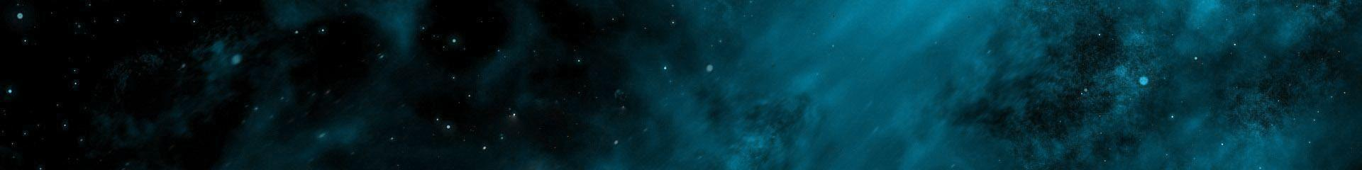 vesmír, azurový pruh